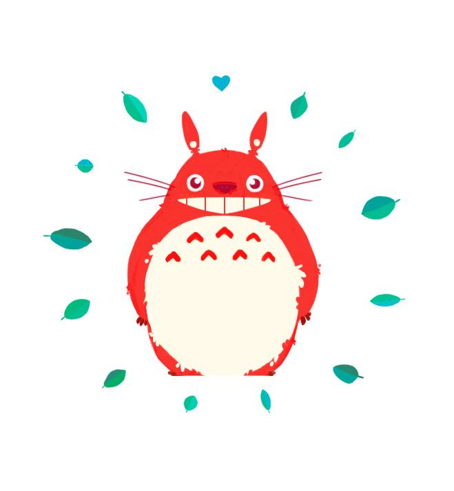 Totoro by Owlboi