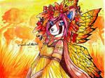 Fa Fairy Autumn