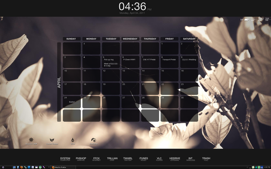 Desktop Screenshot - areao4.2 by fuukostar