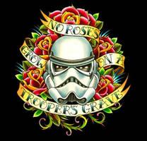 Stormtrooper Tattoo by FelixKelevra