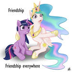 friendship everywhere