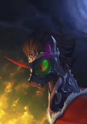 The Cruel King, Sombra by 1Jaz