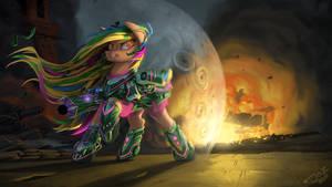 Boevaya pony
