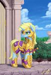 YCH 2 Royal guard
