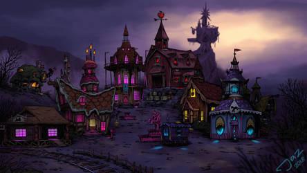 Darkest Ponyville