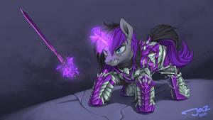 <b>Armored Purple Flame</b><br><i>1Jaz</i>