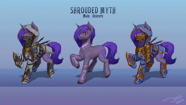 Shrouded myth