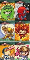 Marvel Masterpieces 1