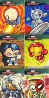Marvel Masterpieces 3