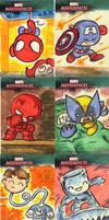 Marvel Masterpieces 4