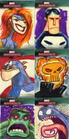 Marvel Masterpieces 5