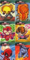 Marvel Masterpieces 6