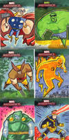 Marvel Masterpieces 7