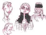 Face Sketches 3