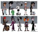 Actor Evolution_Johnny Depp