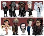 The Evolution of the movie vampire