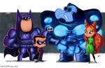 Evolution of the Batman Films Part 5