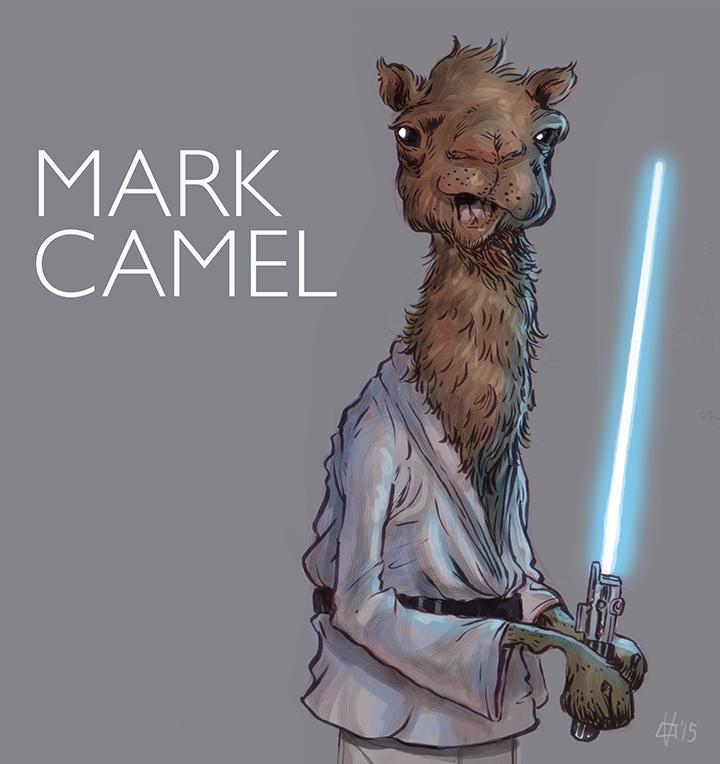 Mark Camel by JeffVictor