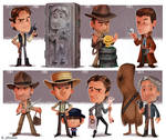 The Evolution of Harrison Ford