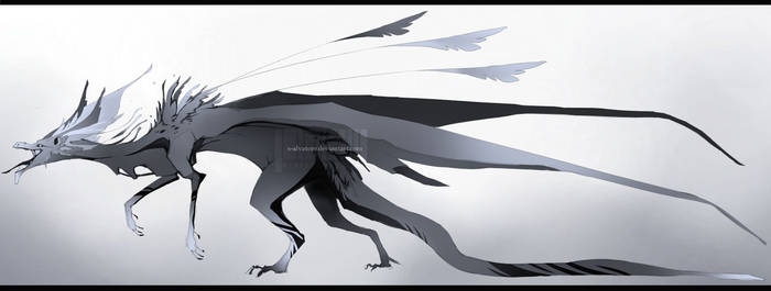 | dragon adoptable auction - CLOSED | by s-alvatore