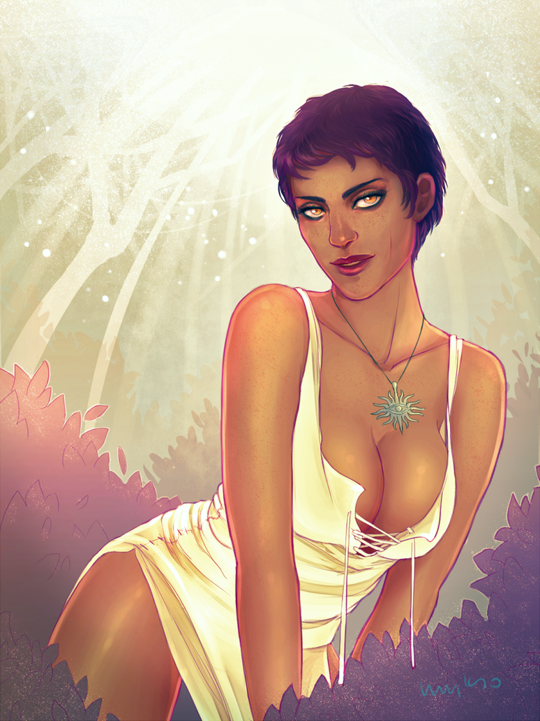 Cassandra Pentaghast by myks0