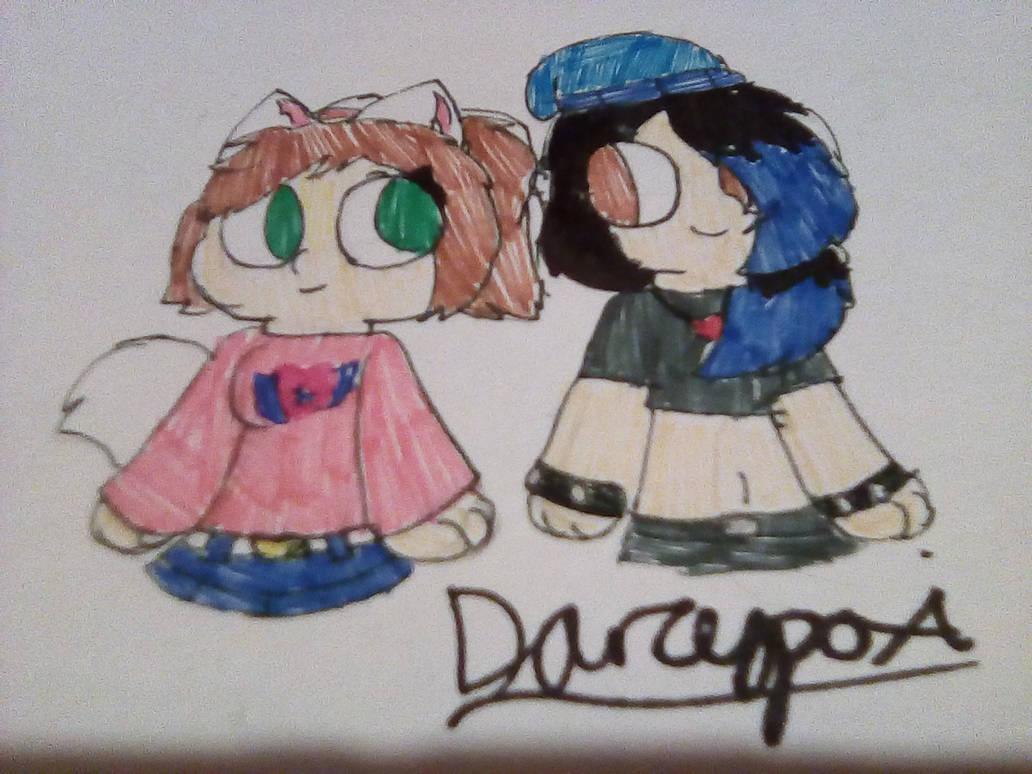 (R) Arwen and Elizabeth