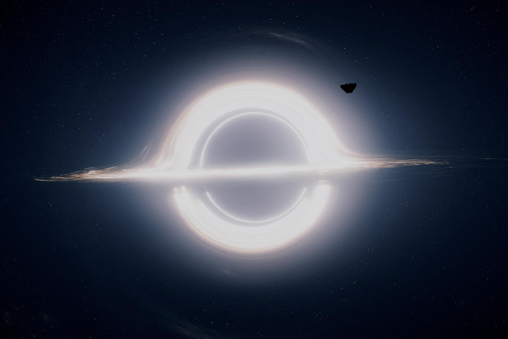 Elite: Dangerous - Black hole from Interstellar by ...