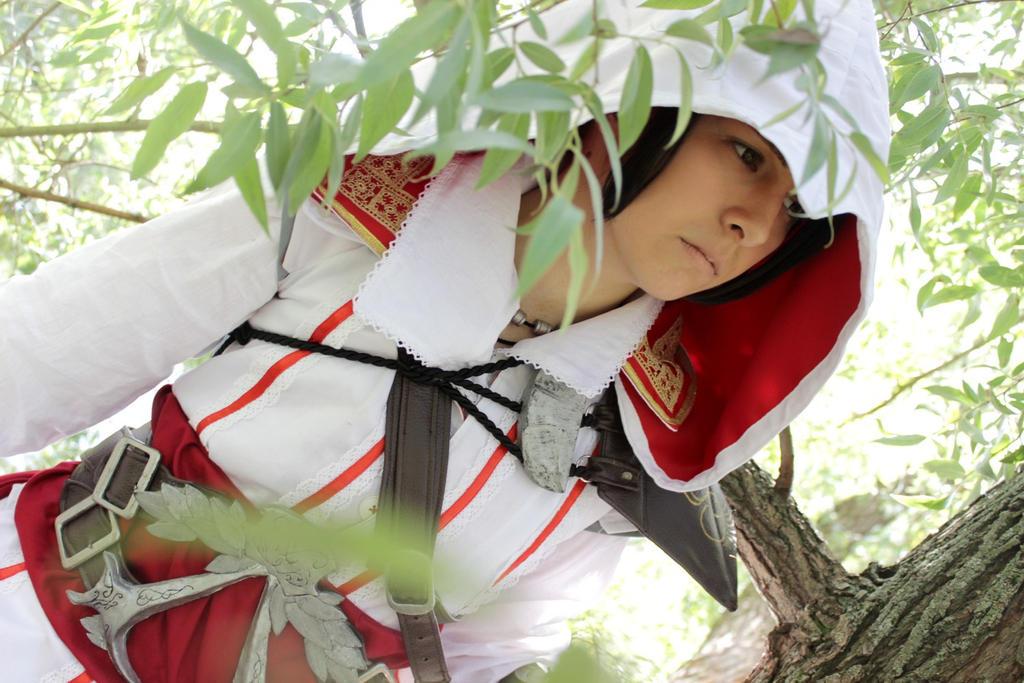 AC II - Ezio Auditore by RiKyo5
