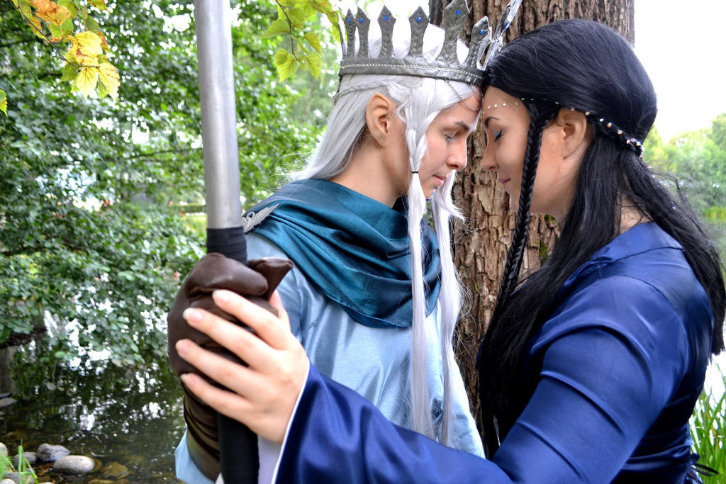 Silmarillion - Manwe and Varda by RiKyo5