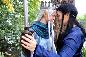 Silmarillion - Manwe and Varda