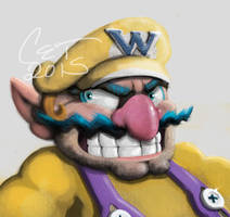 WARIO by ssimag