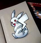 Albino Pikachu