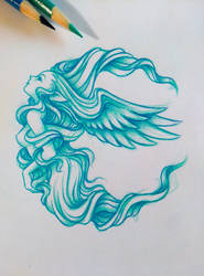 Elf Crest - WIP by dannii-jo