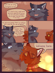 Butterfly Effect - Prologue, Pg 12 by Calicocoin