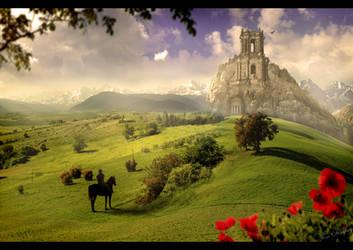 .::Tuscan Sun::. by mindtricks420