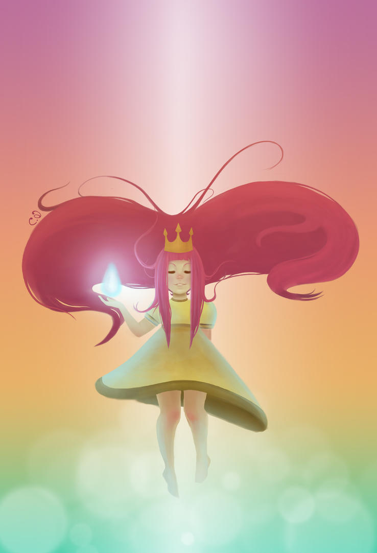 Child of Light by Luthien90