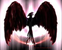 Redone Black Phoenix 1280x1024 by Aurongard