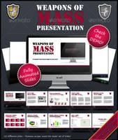 Weapons of Mass Presentation by sirjeffoakley