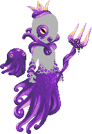 Octopus King by zipple