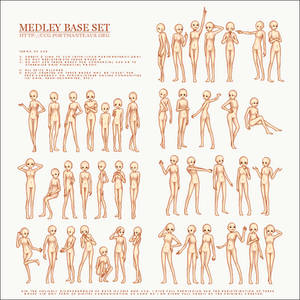 Medley Base Set
