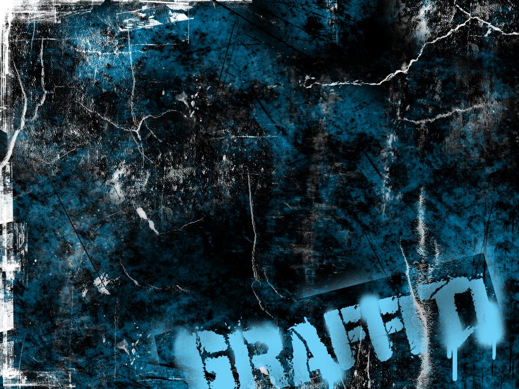 Graffiti Wallpaper By Kampfschlumpf