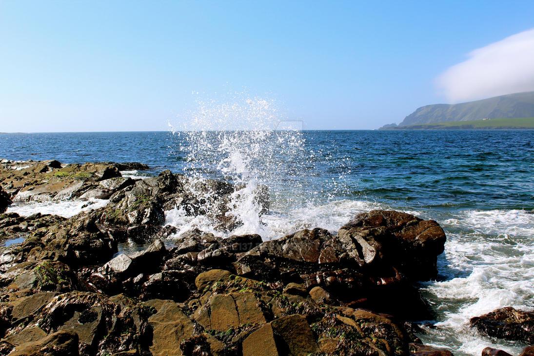 ++ Further waves on the coast ++ by Scythe137