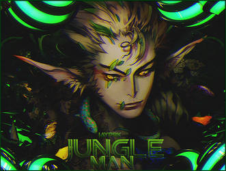 /2112016/ Jungle Man by AllSugaIsBest