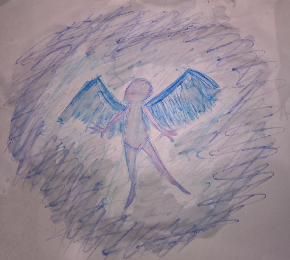 Angel of Harmony by skitskatstudios