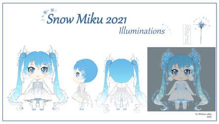 .: Snow Miku 2021 Contest Entry :.