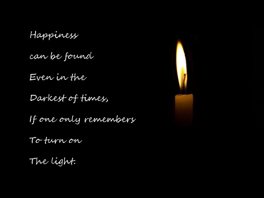 Light In The Darkness By Ashofablackrose On Deviantart