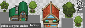 PUBLIC TILES WITH CREDITS by Zeo254