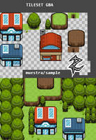 TILESET GBA GIVE CREDITS. by Zeo254