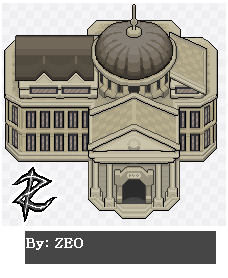 Historical building V2 (PUBLIC USE WITH CREDITS) by Zeo254
