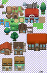 Tileset Pokemon Resurgent